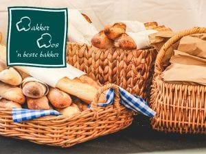 Bakker Bos Vers Brood